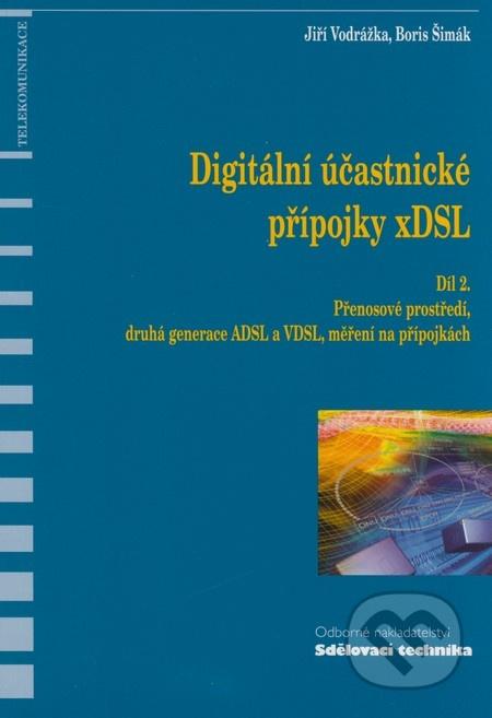 Digitální účastnické přípojky xDSL. Díl 2