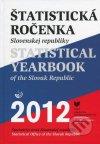 Štatistická ročenka Slovenskej republiky 2012