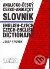 Anglicko-český, česko-anglický slovník