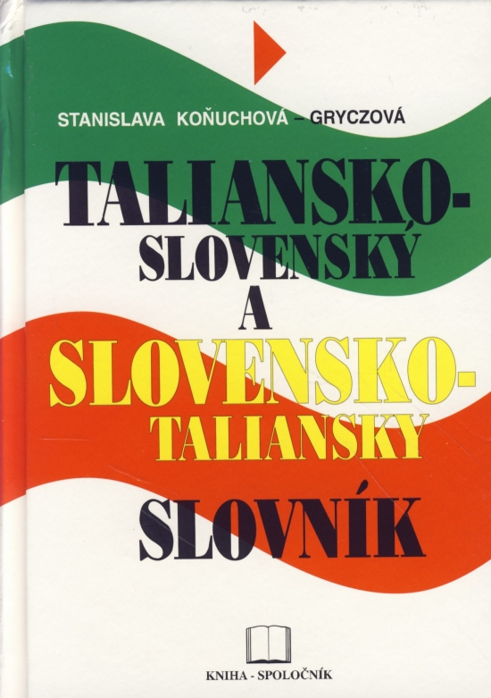 Taliansko-slovenský a slovensko-taliansky slovník