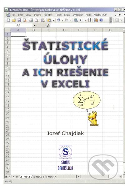 Štatistické úlohy a ich riešenie v Exceli