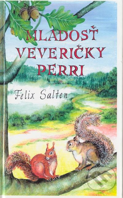 Mladosť veveričky Perri