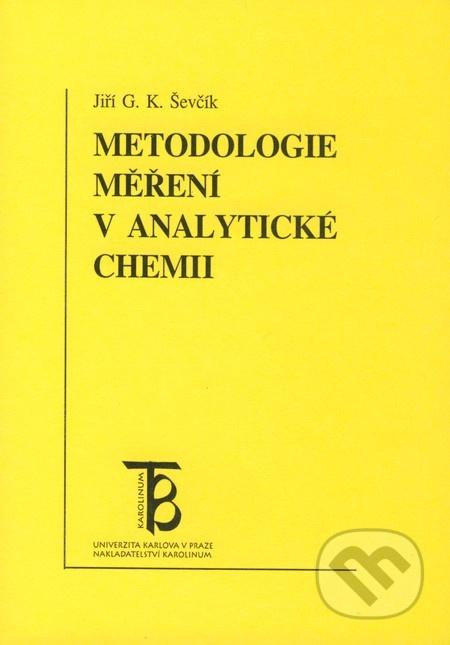 Metodologie měření v analytické chemii