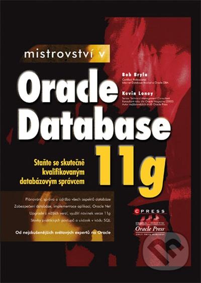Mistrovství v Oracle Database 11g