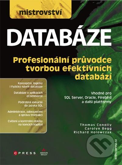 Mistrovství - databáze