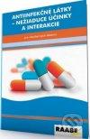 Antiinfekčné látky - nežiaduce účinky a interakcie