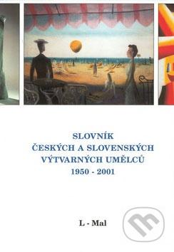 Slovník českých a slovenských výtvarných umělců 1950-2000