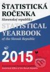 Štatistická ročenka Slovenskej republiky 2015