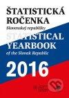 Štatistická ročenka Slovenskej republiky 2016