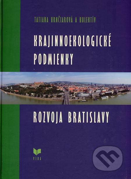 Krajinnoekologické podmienky rozvoja v Bratislavy