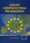 Základy európskeho práva pre manažérov
