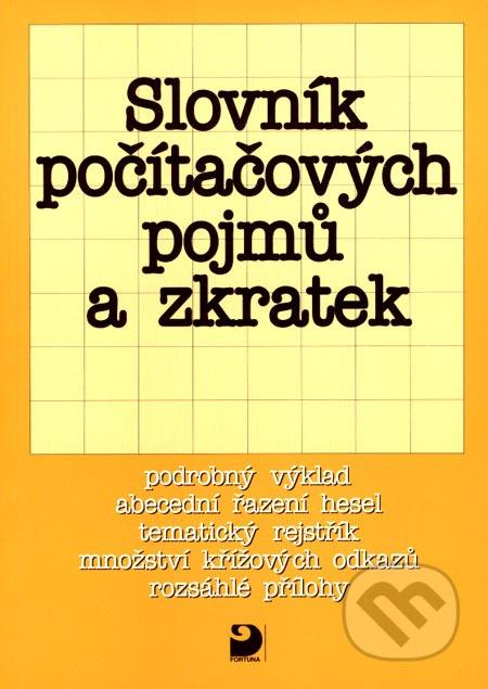 Slovník počítačových pojmů a zkratek