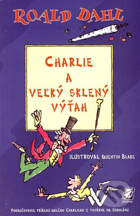 Charlie a veľký sklený výťah
