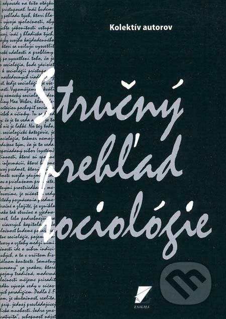 Stručný prehľad sociológie